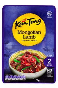 Mongolian Lamb Cooking Sauce